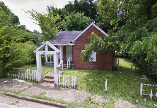 107 W Dison Ave, Memphis, TN